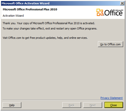 how to get product key for microsoft office professional plus 2010 free